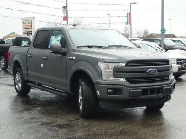 2018 F-150 SuperCrew Cab 4x4,  Pickup #00055501 - photo 6