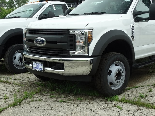 2018 F-450 Regular Cab DRW,  Stake Bed #00055843 - photo 3