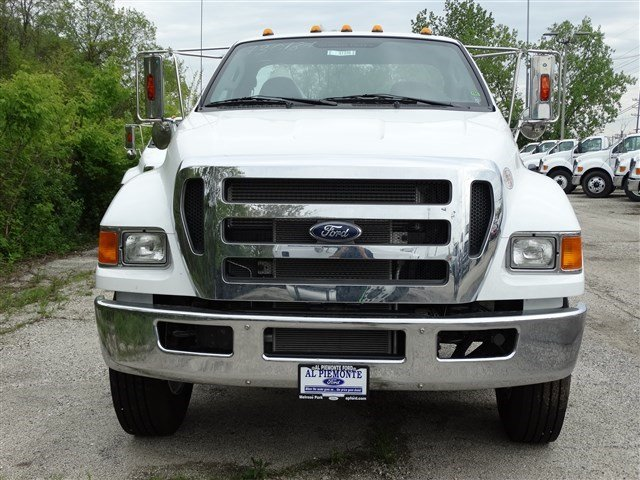 2015 F-650 Regular Cab DRW, Cab Chassis #51541 - photo 3