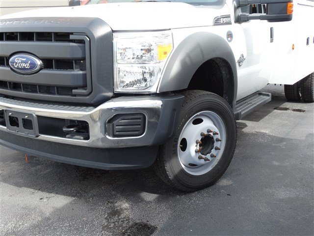 2016 F-450 Regular Cab DRW, Knapheide Service Body #52919 - photo 4