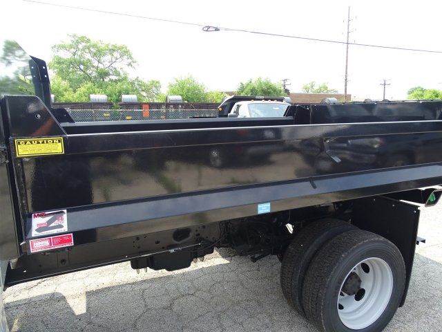 2016 F-450 Regular Cab DRW, Monroe Dump Body #53154 - photo 8