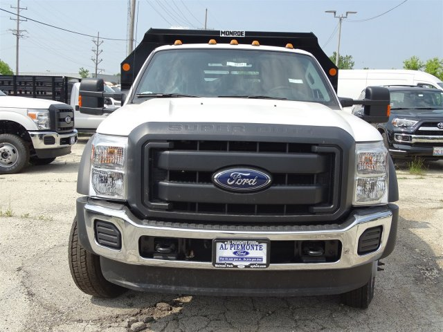 2016 F-450 Regular Cab DRW, Monroe Dump Body #53154 - photo 3