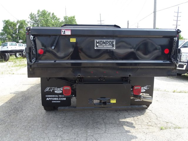 2016 F-450 Regular Cab DRW, Monroe Dump Body #53154 - photo 6