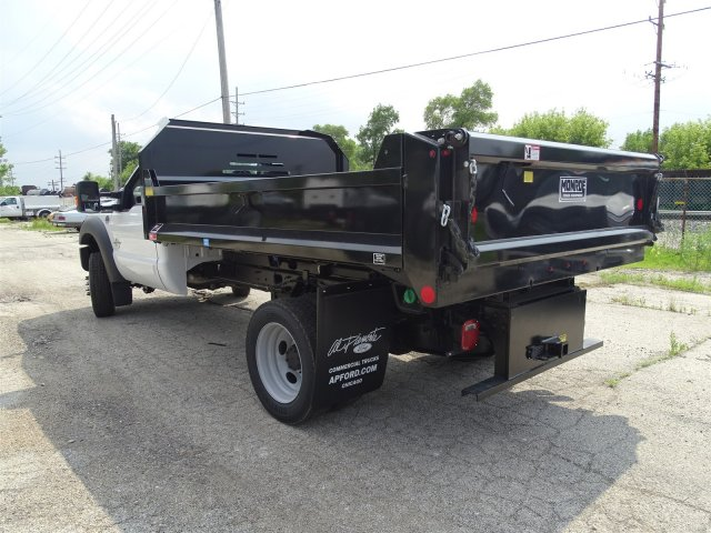 2016 F-450 Regular Cab DRW, Monroe Dump Body #53154 - photo 2