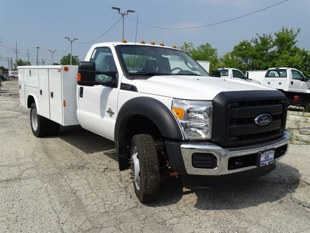 2016 F-450 Regular Cab DRW, Reading Service Body #53200 - photo 4