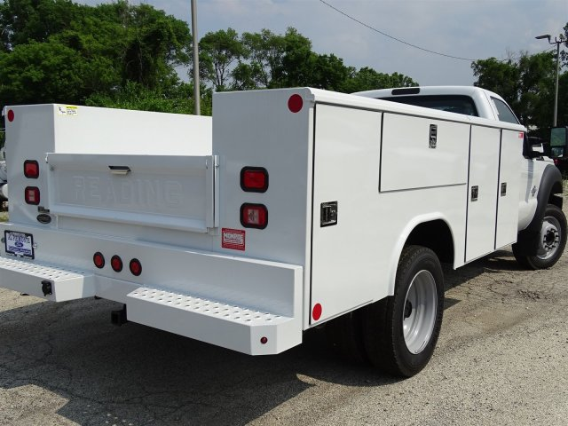 2016 F-450 Regular Cab DRW, Reading Service Body #53200 - photo 5