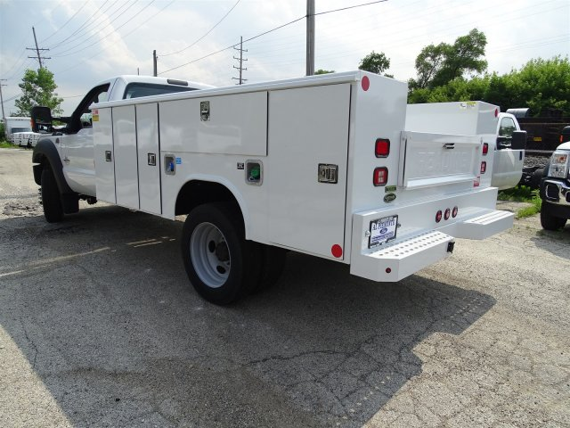 2016 F-450 Regular Cab DRW, Reading Service Body #53200 - photo 2