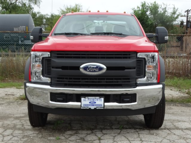 2017 F-550 Regular Cab DRW, Cab Chassis #53617 - photo 4