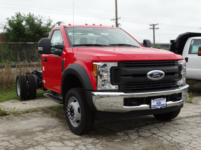 2017 F-550 Regular Cab DRW, Cab Chassis #53617 - photo 5
