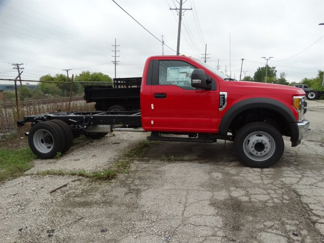 2017 F-550 Regular Cab DRW, Cab Chassis #53617 - photo 6