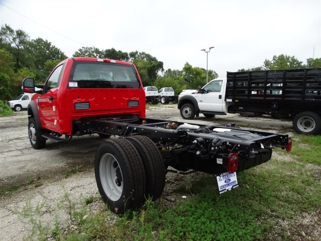 2017 F-550 Regular Cab DRW, Cab Chassis #53617 - photo 2