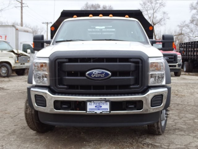 2016 F-550 Regular Cab DRW 4x4, Monroe Dump Body #53729 - photo 4
