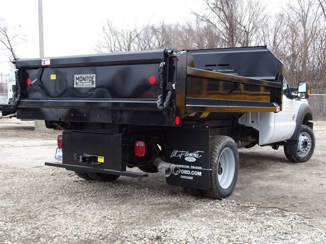2016 F-550 Regular Cab DRW 4x4, Monroe Dump Body #54014 - photo 2