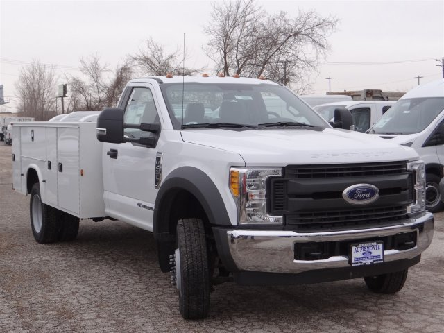 2017 F-450 Regular Cab DRW, Knapheide Service Body #54096 - photo 5