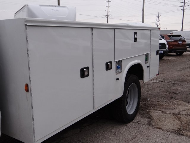 2017 F-450 Regular Cab DRW, Knapheide Service Body #54096 - photo 8