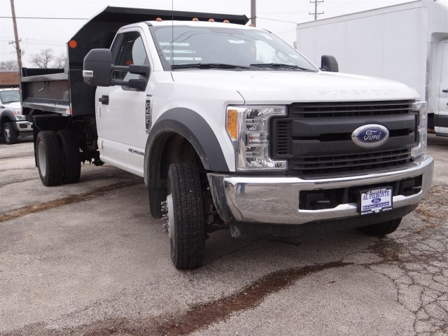 2017 F-450 Regular Cab DRW, Monroe Dump Body #54143 - photo 5