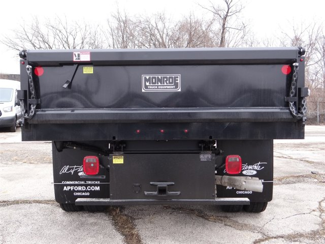 2017 F-450 Regular Cab DRW, Monroe Dump Body #54143 - photo 6