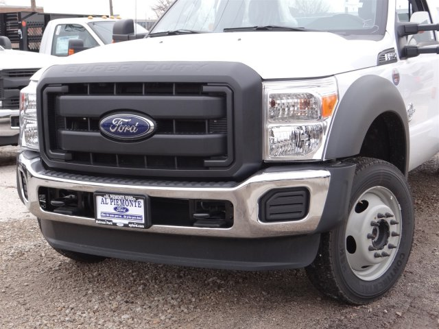2016 F-550 Regular Cab DRW 4x4, Reading Service Body #54145 - photo 3