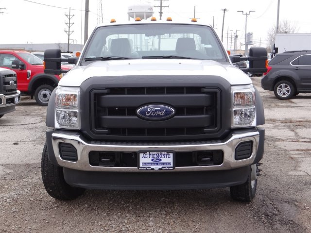 2016 F-550 Regular Cab DRW 4x4, Reading Service Body #54145 - photo 4
