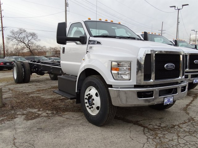 2017 F-650 Regular Cab DRW, Cab Chassis #54264 - photo 4