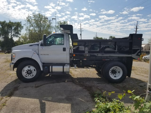 2017 F-650 Regular Cab, Galion Dump Body #54883 - photo 7
