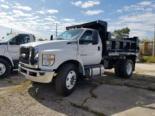 2017 F-650 Regular Cab, Galion Dump Body #54883 - photo 8
