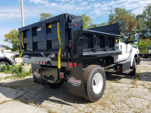 2017 F-650 Regular Cab, Galion Dump Body #54883 - photo 2