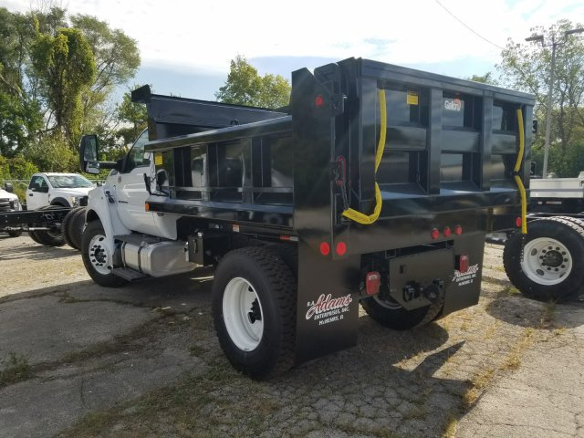 2017 F-650 Regular Cab, Galion Dump Body #54883 - photo 9