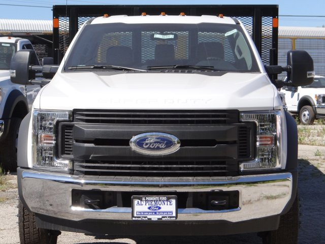 2017 F-450 Regular Cab DRW, Monroe Platform Body #55032 - photo 4