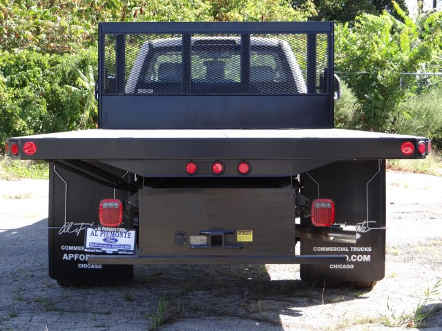 2017 F-450 Regular Cab DRW, Monroe Platform Body #55032 - photo 2
