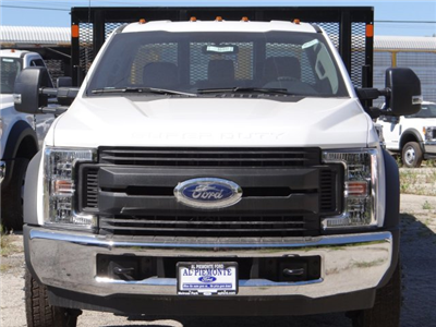 2017 F-450 Regular Cab DRW, Monroe Versa-Line Platform Platform Body #55032 - photo 4