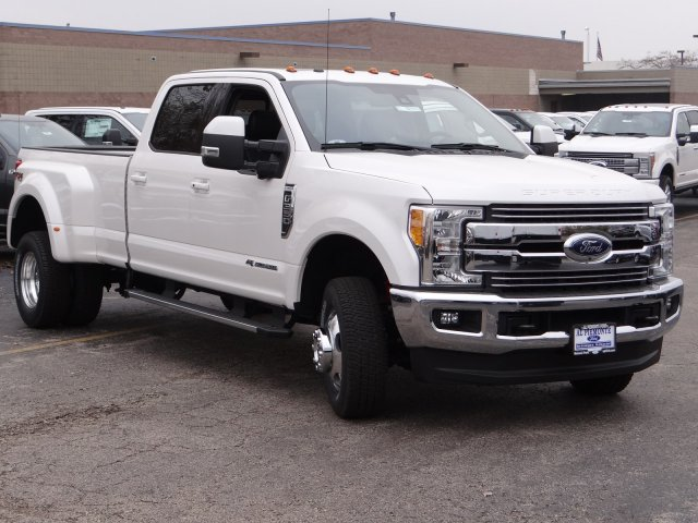 2017 F-350 Crew Cab DRW 4x4 Pickup #55278 - photo 5