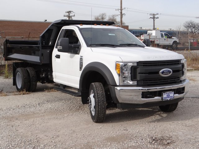 2017 F-550 Regular Cab DRW, Knapheide Dump Body #55280 - photo 5
