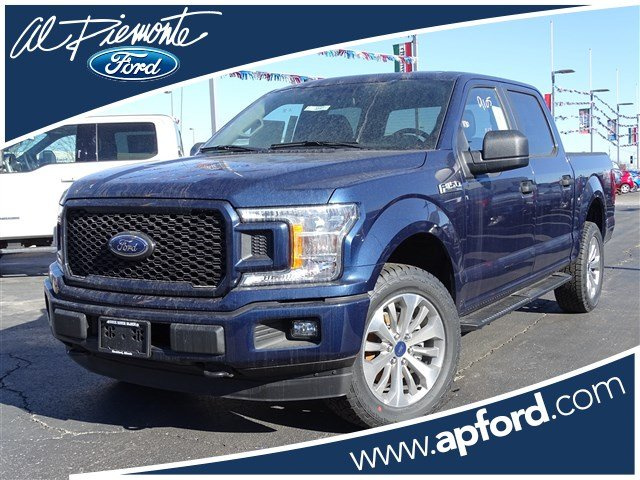 2018 F-150 SuperCrew Cab 4x4, Pickup #55427 - photo 1