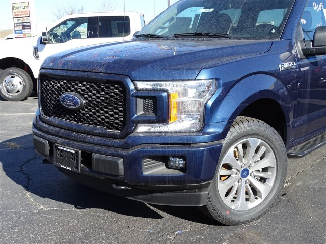 2018 F-150 SuperCrew Cab 4x4, Pickup #55427 - photo 3