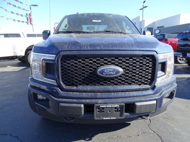 2018 F-150 SuperCrew Cab 4x4, Pickup #55427 - photo 2
