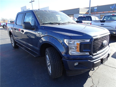 2018 F-150 SuperCrew Cab 4x4, Pickup #55427 - photo 4