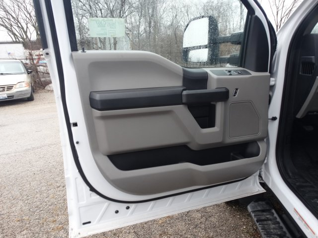 2017 F-550 Regular Cab DRW, Parkhurst Stake Bed #55573 - photo 9