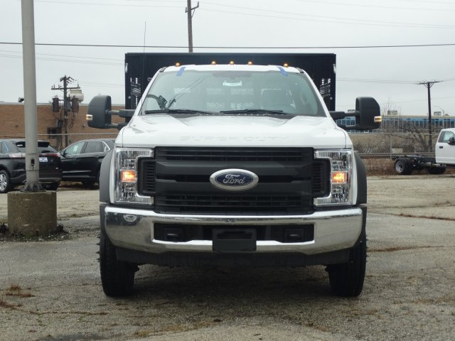 2017 F-550 Regular Cab DRW, Parkhurst Stake Bed #55573 - photo 5