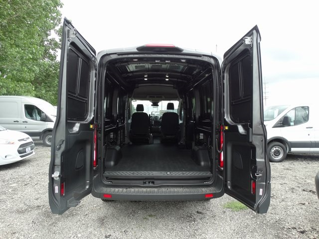 2018 Transit 250 Med Roof 4x2,  Empty Cargo Van #55582 - photo 9
