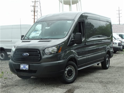2018 Transit 250 Med Roof 4x2,  Empty Cargo Van #55582 - photo 1