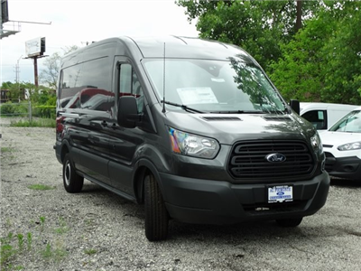 2018 Transit 250 Med Roof 4x2,  Empty Cargo Van #55582 - photo 6