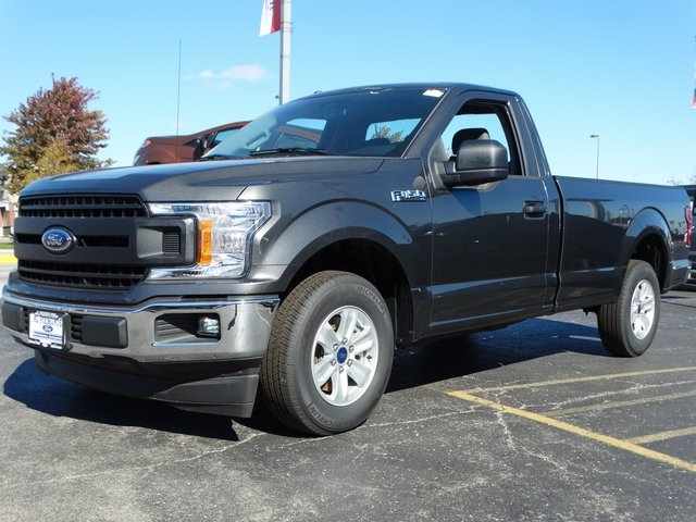 2018 F-150 Regular Cab 4x2,  Pickup #55823 - photo 1