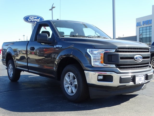 2018 F-150 Regular Cab 4x2,  Pickup #55823 - photo 3