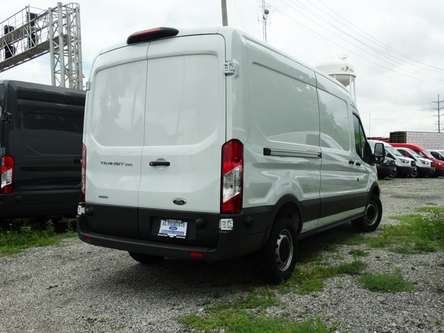 2018 Transit 250 Med Roof 4x2,  Empty Cargo Van #55835 - photo 2