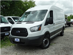 2018 Transit 250 Med Roof 4x2,  Empty Cargo Van #55835 - photo 1