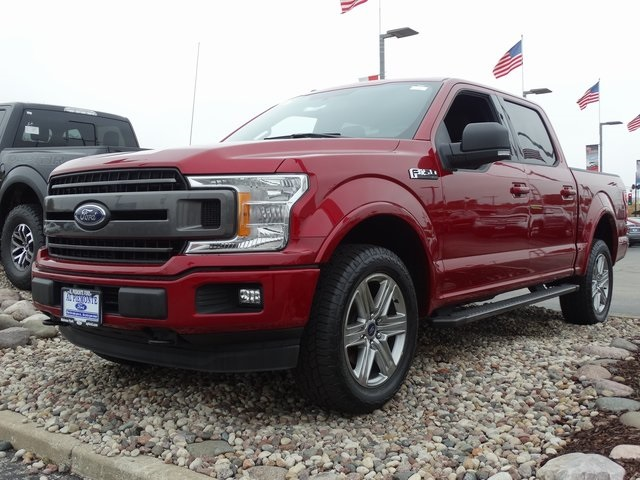2018 F-150 SuperCrew Cab 4x4,  Pickup #55894 - photo 1