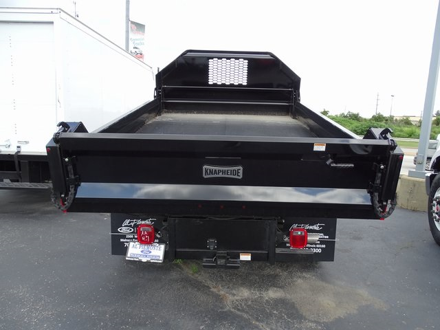 2018 F-350 Regular Cab DRW 4x2,  Knapheide Dump Body #55900 - photo 6