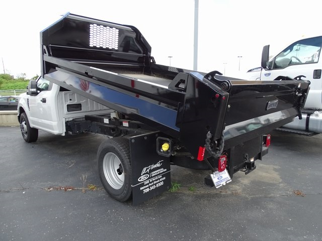2018 F-350 Regular Cab DRW 4x2,  Knapheide Dump Body #55900 - photo 2