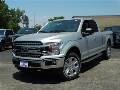 2018 F-150 Super Cab 4x4,  Pickup #55991 - photo 1